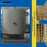 Máquina de oro de la vacuometalización de la película de color del azulejo