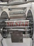 Automatisches Doppeltes faltet den Abfall-Beutel, der Maschine herstellt