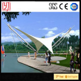 正方形の景色の傘の庭の景色のための屋外の傘型テント
