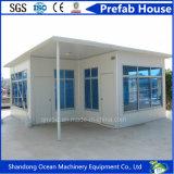 Het modulaire Geprefabriceerde Huis van de Container van Lage Kosten als Comfortabel Huis van de Container van het Kamp van de Arbeid