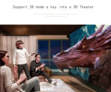 Projector de LED 3D LCD Projector de Home Theater