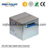 Testa ad alta velocità leggera di Galvo di Digitahi Jd1105 per la macchina della marcatura del laser