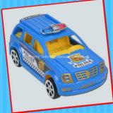 Het populaire Plastic Stuk speelgoed van de Politiewagen van het Stuk speelgoed van het Suikergoed met Suikergoed