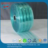 강한 힘 두 배 문 커튼을%s Ribbed PVC 정전기 방지 지구