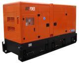 80kVA 64kw Cummins Engine Soundproof Genset Diesel com ATS