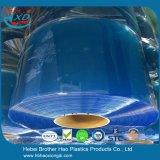 Tenda blu liscia della porta a lamelle del PVC della plastica di vinile del congelatore di frigorifero
