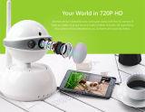 960p Camera van het Netwerk van kabeltelevisie de Draadloze WiFi HD Slimme PTZ IP P2p