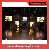 Tabellone per le affissioni dell'interno pieno di colore P3.9 LED