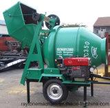 Mobiler/beweglicher Betonmischer der Dieselmischmaschine-Jzc350