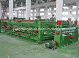 Aço do silicone cortado à linha fabricante do comprimento da máquina