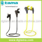 Auriculares estereofónicos sem fio de Bluetooth do esporte duplo das cores do altofalante quatro