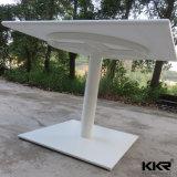 Tableau en pierre artificiel de restaurant d'aliments de préparation rapide de Kfc