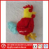 빨간 기본적인 새의 견면 벨벳 연약한 장난감