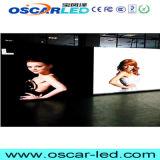 La pared video al aire libre de la pantalla del mejor diseño SMD Delantero-Reparó P9.525 ajustado a la visualización de LED del módulo el 1ftx1FT de los E.E.U.U.
