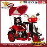 Оптовая безопасность ягнится трицикл /Baby с штангой ручки