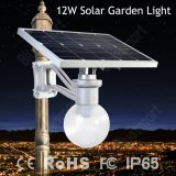 2016 intelligentes Solar-LED Garten-StraßenlaterneSolutioin mit justierbarem Panel
