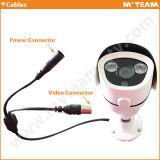 普及した販売の安い屋外の弾丸3MP 4MPの保安用カメラ(MVTAH14F/W)