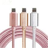 Nylon Braided быстро поручая кабель USB данных 5V/2A для iPhone, Samsung