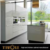 アセンブルされた特注の食器棚の価格Tivo-0115h