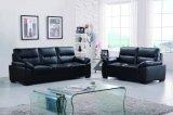 Sofà superiore del cuoio dello strato del cuoio di grano per la mobilia del salone