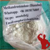 Suplementos orales esteroides del músculo del polvo de Dianabol que abultan Methandienone Dbol 50mg