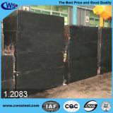 Плита 1.2083 горячекатаной стальной пластичной прессформы стальная