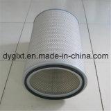 Filtro em caixa oval para coletores de poeira de Donaldson Dfo