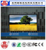 P8 LED elettronico esterno che fa pubblicità allo schermo per l'alta definizione commerciale