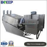Máquina de desecación del lodo fácil del mantenimiento para el equipo del tratamiento de aguas residuales