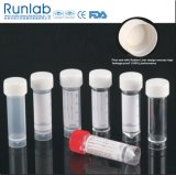 FDA registriert und anerkannte 30ml Universal-pp. Probenmaterial-Behälter des Cer-mit Borsäure