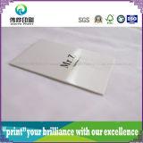 Luxuxlack Belüftung-verpackende Papierdrucken-Fall-Marke