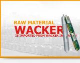 Puate d'étanchéité neutre de silicones d'utilisation large pour l'adhésif en verre