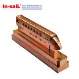 Shenzhens Hersteller-Kupfer-Produkte CNC-maschinell bearbeitenteile