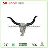 Статуя Polyresin Bull головная декоративная для украшения дома и стены