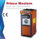 安い商業床の立場のお人好しのフローズンヨーグルトのアイスクリーム機械