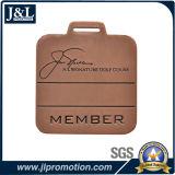 顧客のロゴのゴルフバッグの札の良質