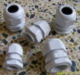 Presse-étoupe de câble en nylon imperméables à l'eau de certificat de la CE