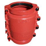 Il PE, la riparazione del tubo del PVC preme P200, accoppiamento di riparazione del tubo, manicotto di riparazione del tubo, morsetti di riparazione della perdita del tubo, colanti la riparazione rapida del tubo