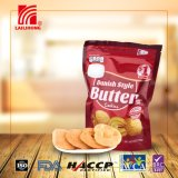 Type 2016 de produit et biscuits de beurre salés de goût