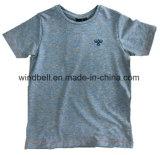 Lo stile di base Filato-Tinge la maglietta per il ragazzo