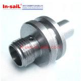 Peças de giro do torno do CNC da precisão do aço inoxidável de fábrica fazendo à máquina de China