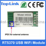 Module sans fil professionnel de WiFi de Ralink Rt5370 USB avec la fonction douce d'AP pour la TV sèche avec la FCC de la CE