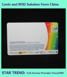 Laminação lustrosa de impressão colorida para cartões de identidade