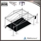 ферменная конструкция крыши ферменной конструкции этапа алюминия 290mm напольная