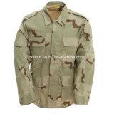 3 Eenvormige het Leger van Bdu van de Camouflage van de Woestijn van de kleur