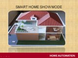 Solución teledirigida elegante del sistema de la habitación de la automatización casera del estacionamiento