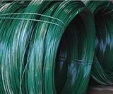 Покрынный PVC провод отрезока/провод вешалки/прямо отрезанный провод