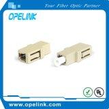 LC Fibra óptica  Adaptador plástico mm