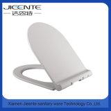 Jet-1001 Venta caliente PP Material barato cerrado frontal plástico asiento de tocador