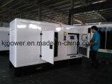 Conjunto de generador diesel silencioso con el motor de Perkins (10kVA-2000kVA)